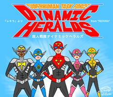Dynamic Heralds - Group by ryuuseipro