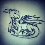 Dragon by DragonFlavor