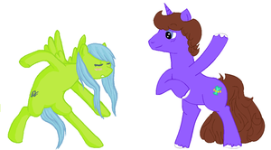 MLP OC Ponies -Collab- by MyLilAdoptables