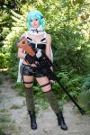 Sinon by MarinyanCosplay