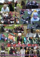 D gray man collage kitacon 3 by misfitmosher