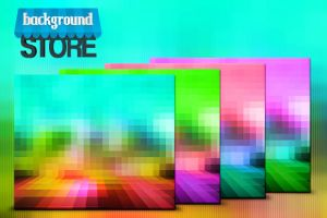 Free Pixel Stage by BackgroundStore