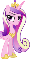 Princess Mi Amore Caduckface by scienceisanart