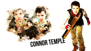 Connor Temple by Super-Fan-Wallpapers