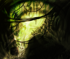 Jungle by Pseudogiant