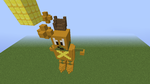Megaman VS Zombies 2: Kernel-Pult Man by TailsProwerMinecraft