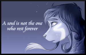 A soul is not the one... by BUGHS-22