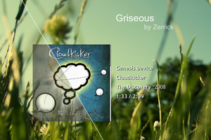 Griseous NowPlaying 1.5 by Zerrick-3