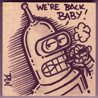 Bender Is Back by DLNorton
