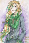 [WSS] Comish - Lysander and her fluffy hair *^* by Shiro-Cainhive