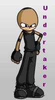 WM28 Undertaker Sonic Style by sonamy-666