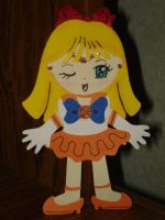Venus Cricut Paper Doll by kawaii-doremi-chan