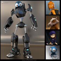 L2S Robot ID by Luther2s