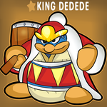 Super smash bros for the wii u/3ds-King Dedede by thegamingdrawer