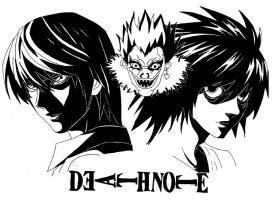 Death Note by Fallen-Legend