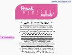 Divisor Brushes Photoshop by Waatt
