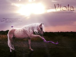 Violet by ExquisArt