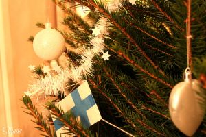 Christmas Decorations by Siljaas