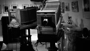 Old Style Cameras by daenuprobst