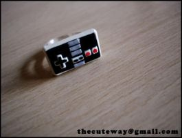 .:NES ring:. for sale by SaMtRoNiKa