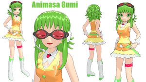 DL: Animasa Gumi by CarrieDenyes
