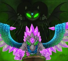 Skylanders : The Seed by WeirdHyena