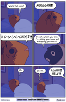 G-G-Ghostly Encounters by JoeGPcom