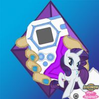 Rarity Diamond D-Tector by Sasami87