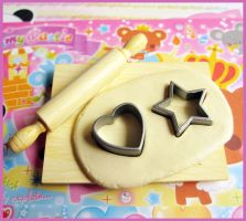 Making Cookies Magnet by cherryboop