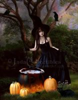 Witch Amber by JadaCollectibles