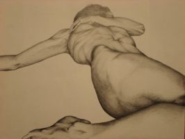 Nude in Graphite by KasaMadhuri-777