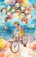 Cycling in the sky by b-snippet