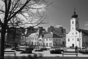 Brief History of a Town I. - Past Times by HoremWeb