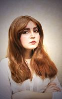 Clara Oswald make up test 3 by valeravalerevna
