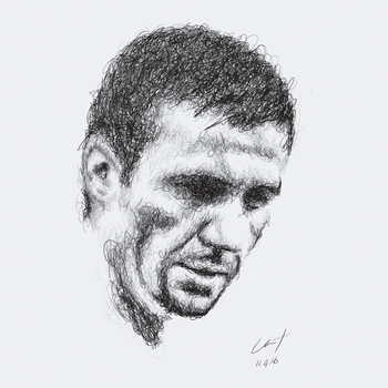 Gheorghe Hagi by TheNDR