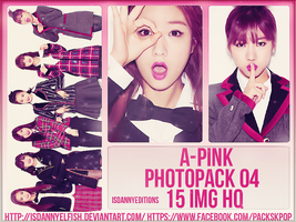 A-PINK - PHOTOPACK#04 by JeffvinyTwilight