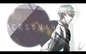 P4 - Souji by HettaG