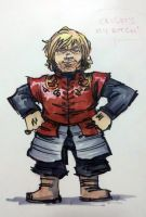 CON SKETCH Tyrion by jasinmartin