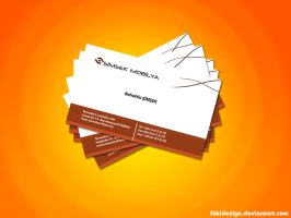business card1 by fukidesign