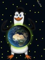 Kowalski Takes Over The World by Fankowala95