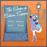 The Shops at Edison Square by fxscreamer