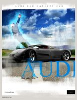AUDI POSTER II by palax