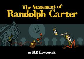 The Statement of Randolph Carter by muzski