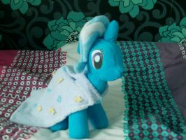 Trixie Commission 3 by DappleHeartPlush