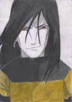 Orochimaru by IDimopoulos