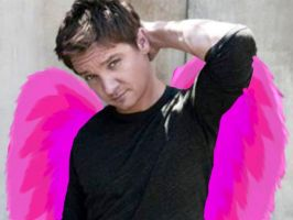 Winged Renner or Cupid by TacoDestroyerAvenger