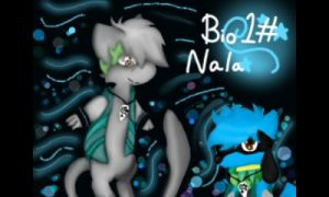 Bio 1# Nala the Star warrior of air by TheStoryCrafter