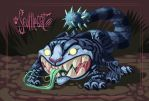 Battle Chasers Contest-Scuttlecat by stplmstr