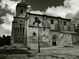 Cathedral Albacete by GrYfo