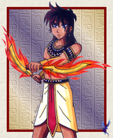 Prize - Egyptian Ryo by aoi-ryu